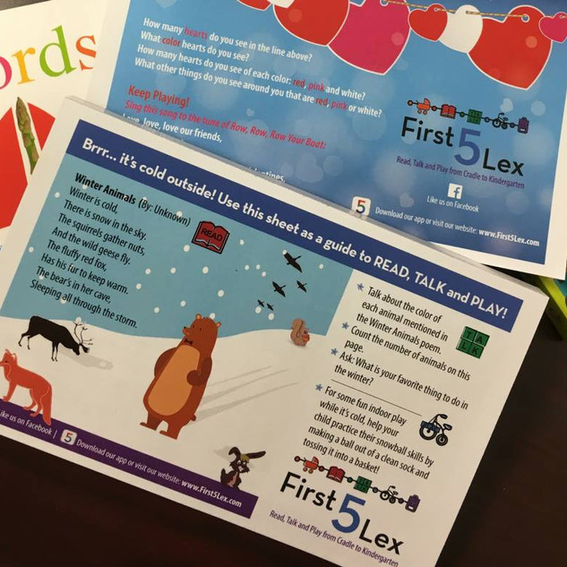Activity Cards