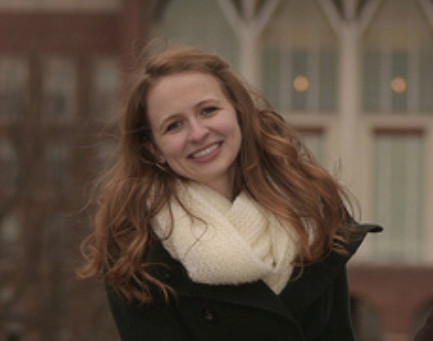 Now introducing… Grace Gilliam!