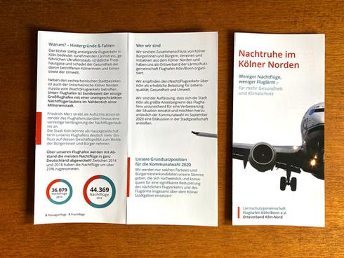 Lärmschutzgemeinschaft, Flughafen Köln/Bonn e.V.