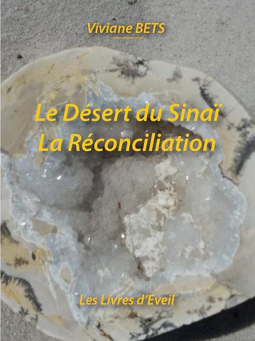 Le désert du Sinaï