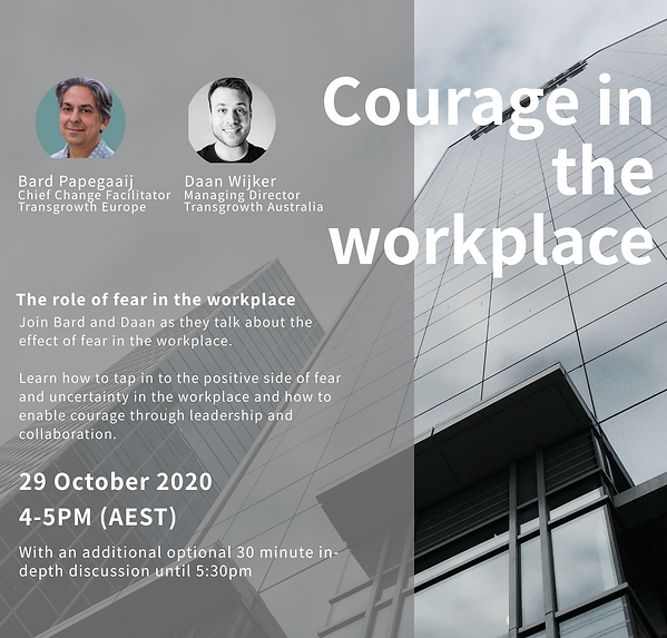 Courage in the workplace - website copy.
