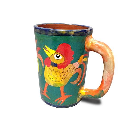 Large Chicken Mug