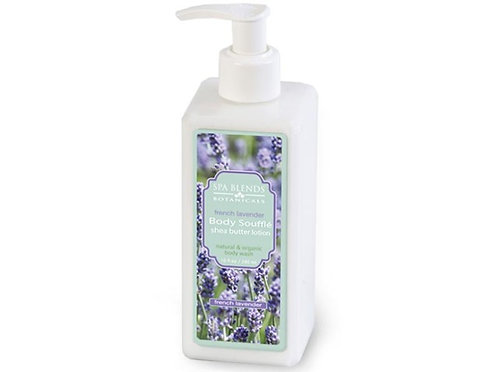 Spa Blends French Lavender Body Souffle