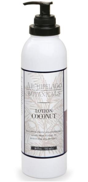 ARCHIPELAGO Coconut Lotion