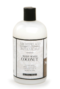 ARCHIPELAGO Coconut Body Wash