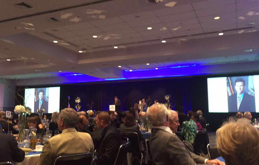 South San Francisco Chamber of Commerce 2017 Installation & Business Awards Dinner