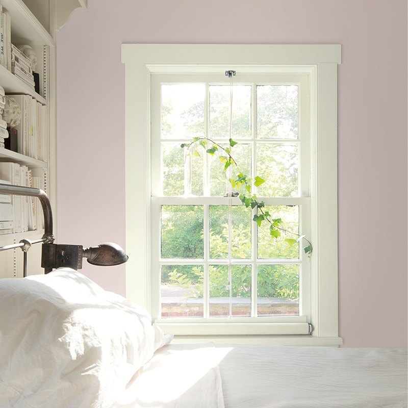 Benjamin Moore White Bedroom Color of the Year 2017