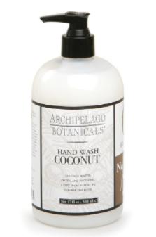 ARCHIPELAGO Coconut Hand Wash