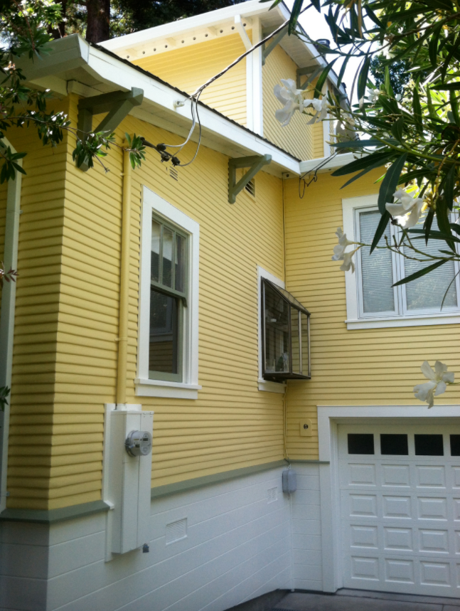 Exterior by Milks Painters & Decorators in San Francisco