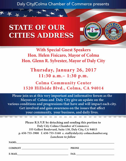 Daly City: State of Our Cities Address