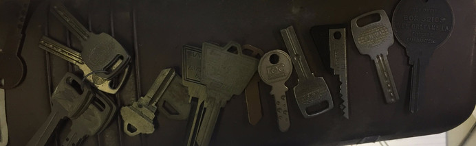 Bill's Lock Shop carries hard to find old key blanks. If you need it, I probably have it.