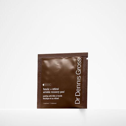Dr. Dennis Gross Ferulic + Retinol Wrinkle Recovery Peel - 16 Applications