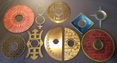 I have rare, hard to find, vintage Escutcheon's. If you need it, I probably have it.