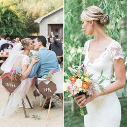 Bridal Gowns for Brides in Los Gatos In the Olde Manner
