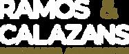Ramos e Calazans - Logo name.png