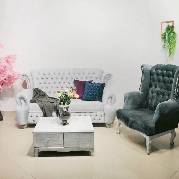Sala modular Reina Isabel