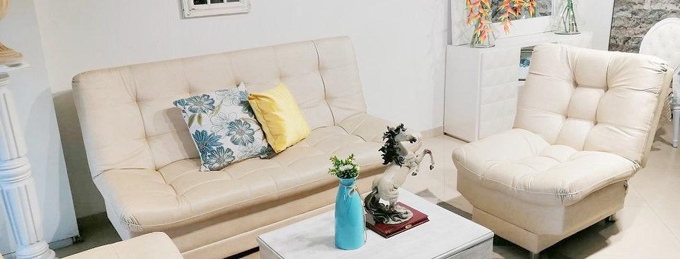 Sofa Cama Montreal 3*2
