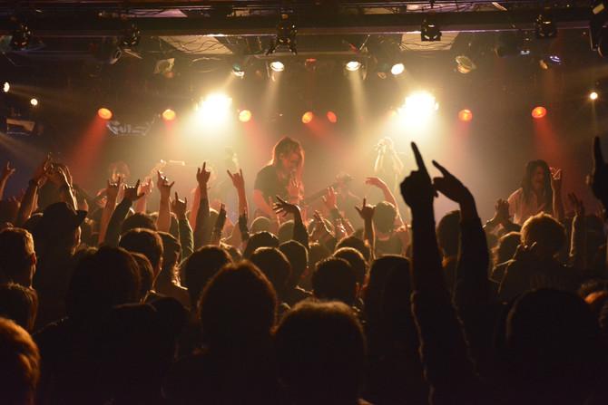 THE MAKAI〜鬼哭の章レコ発ライブレポート