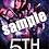 Thumbnail: 魔界5周年記念クリアブック-ダークグレー-(A4ポートレート付)