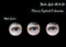 YT Lash & Brow Studio - Classic Eyelash Extension (Mink Lashes) Price List