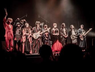 THEMAKAIセカンドアルバムリリースイベント「真田疾風録」終了致しました。
