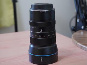 SIRUIのanamorphic LENs 24mmを手に入れた話。