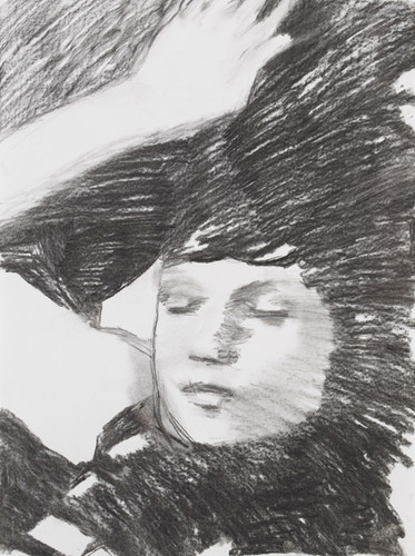 Drawing for Falling to Sleep
