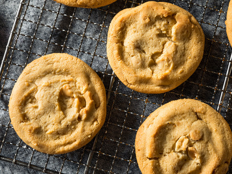 Easy & Delicious, 3 Ingredients Cookies to Satisfy all the Cravings (and they're Gluten-free!)