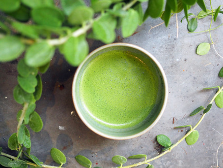 The Weight Loss Benefits of Green tea