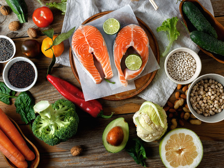 Health Starts in the Kitchen ! A Look on Diet & Fitness