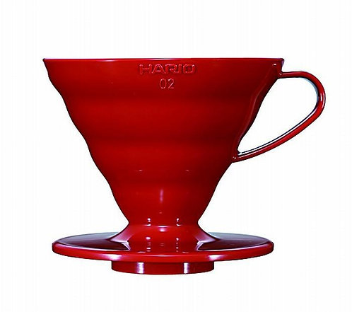 V60plastic red v60