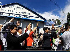 "UNIVISION: Jahzer, the ""secret guard"" who protects the leaders of the Light of the World church"