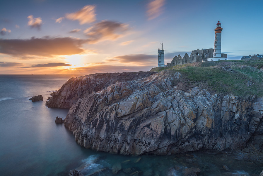 Bretagne Lighthouse
