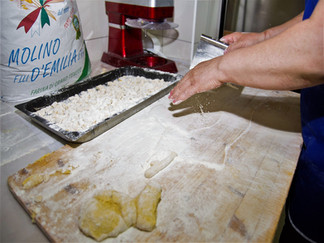 Pasta Fresca lavorata a mano-Agriturismo