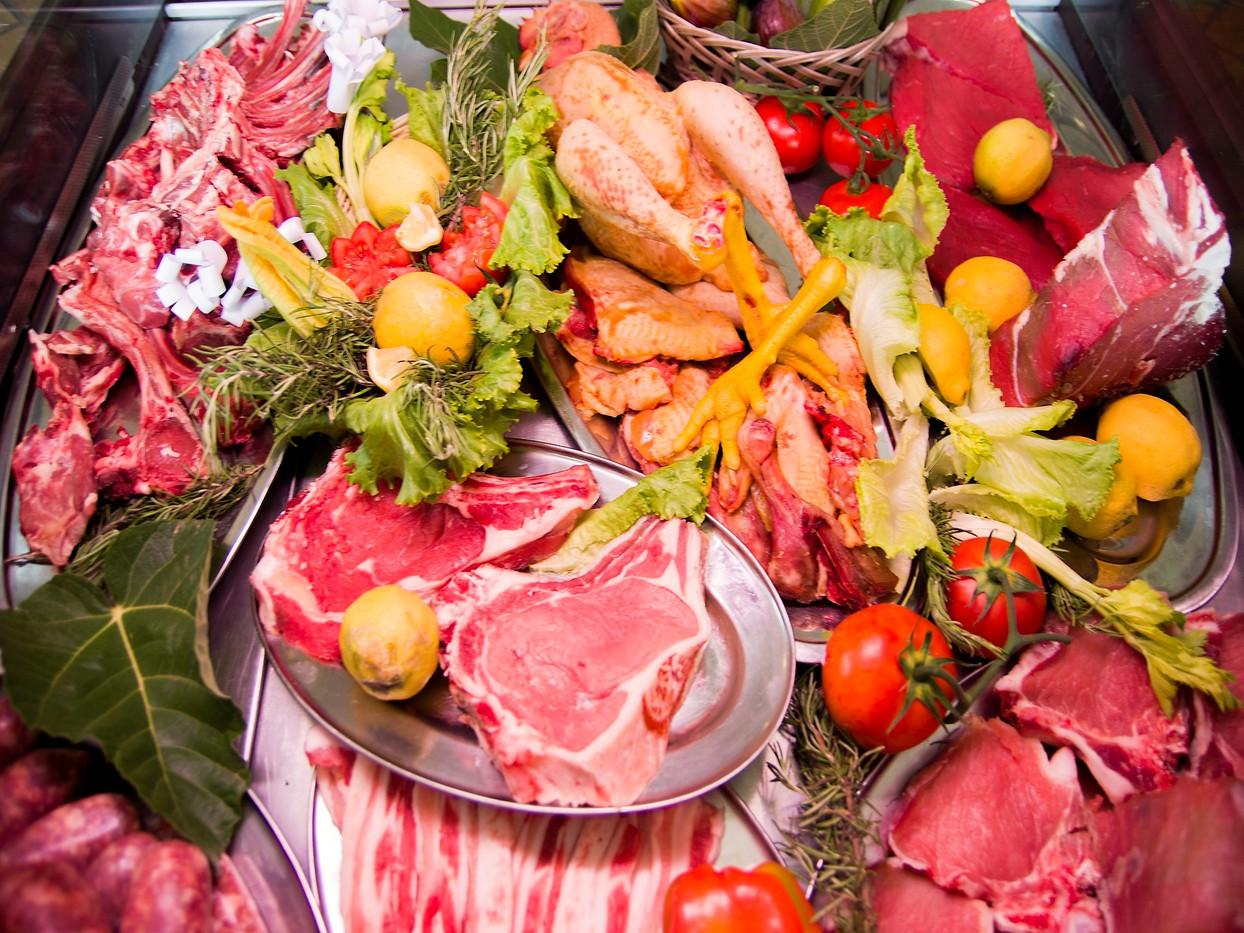 Ristorante carne a km 0 - Agriturismo