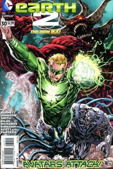 Earth 2 # 30 March 2015 DC Comics