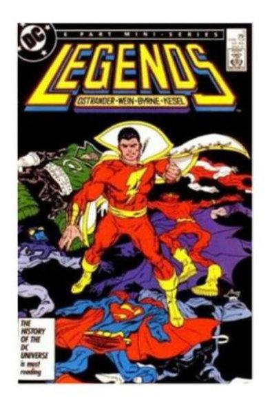 Legends #5 (Mar 1987, DC)