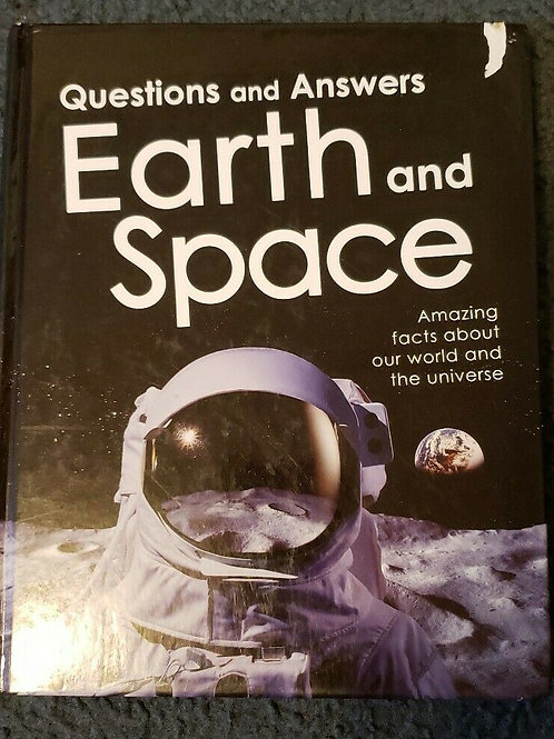 Questions and Answers Earth and Space Sandy Creek Barnes & Noble 2001 Hardback
