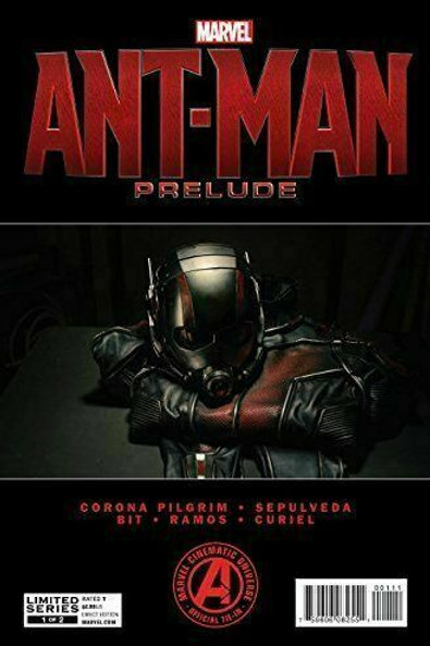 Ant-man Prelude #1 April 2015 Marvel Comics