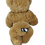 Thumbnail: Vermont Teddy Bear 1998 Brown 13 inch Jointed Plush VTBC