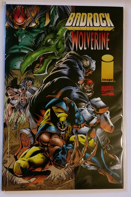 Badrock / Wolverine #1 (Jun 1996)