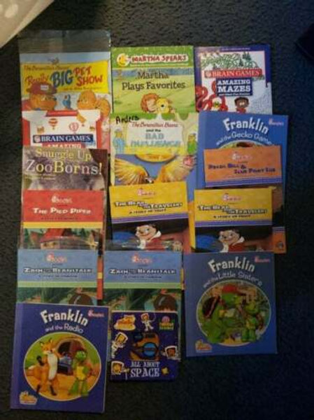 Children's Chickfila Paperback Book Lot Wholesale #1 Chick-fil-a