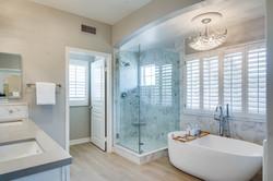 Marble Spa Master Bath