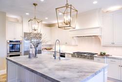 Ivory Transitional Kitchen