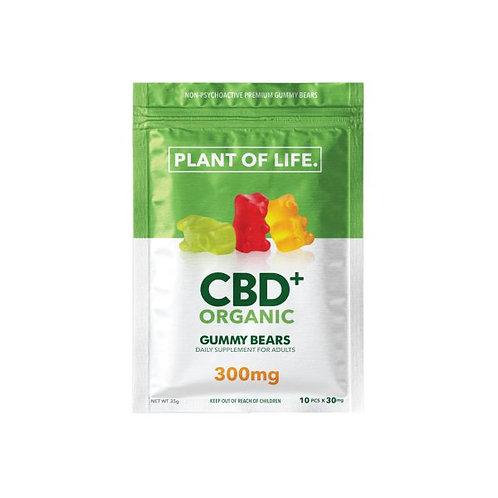 Plant of Life CBD Gummies 300mg