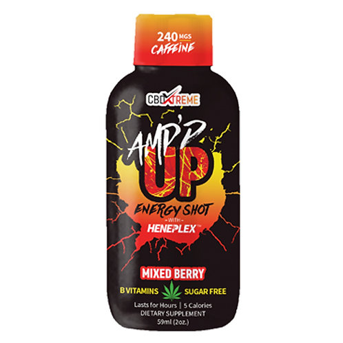 Amp'd Up Energy Shot