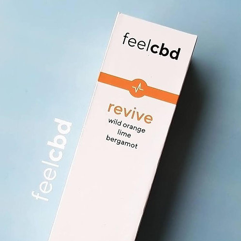 Feel CBD Disposable - Assorted (Full Spectrum - 250mg)