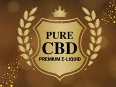 Pure CBD E-juice (500mg)