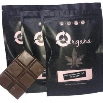 Organa PMS Chocolate Pain Pack
