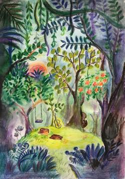 迷い森のお茶会